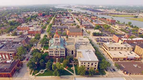Green Bay WI Investestment Opportunity Zones