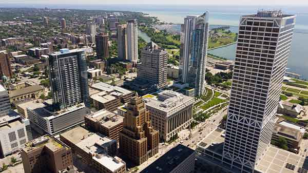 Milwaukee wi investment Opportunity Zones