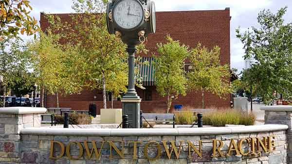 Racine wi investestment Opportunity Zones