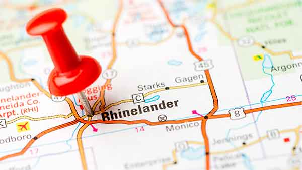 Rhinelander WI Investestment Opportunity Zones